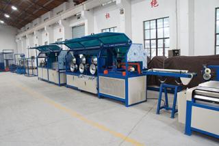 ZJK120G 高速纸护角生产线