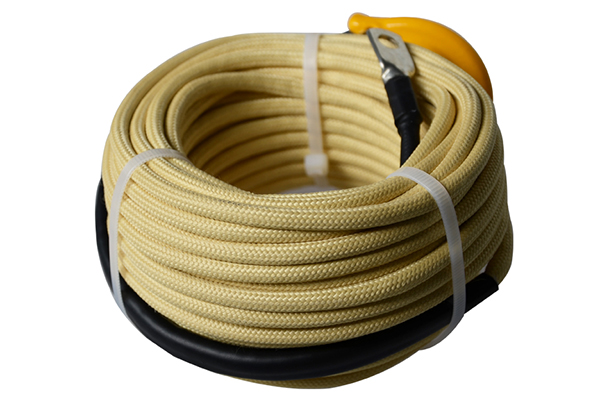 Braided Synthetic Winch Rope