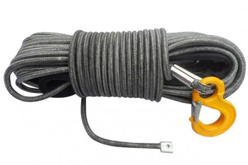 雙編絞盤牽引繩