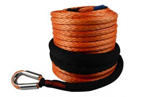 預熱牽引絞盤牽引繩