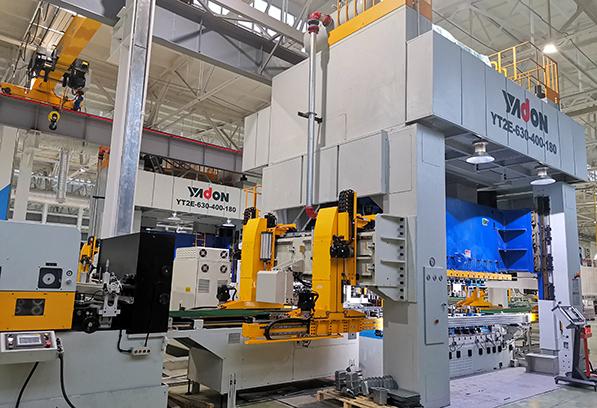 揚鍛的大訂單! 舒勒子公司收到烏茲別克斯坦一家電制造商總計 17 臺壓力機的大訂單