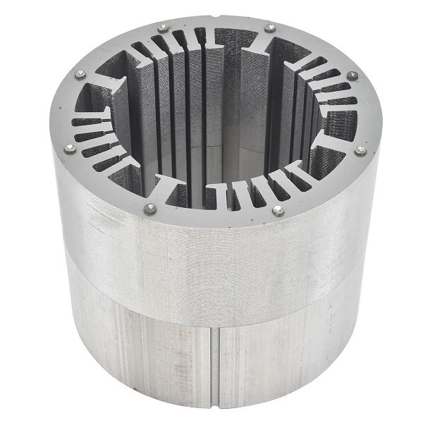 電機定轉子鐵芯零件的現代沖壓技術簡介