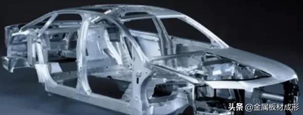 車身覆蓋件鋁板沖壓生產中的關鍵技術