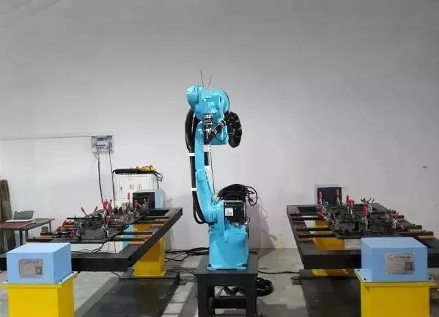 焊接機器人激光焊原理