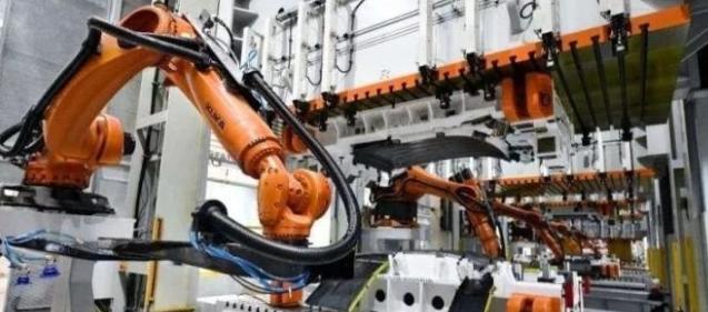 沖壓自動化的方式及差異,連續、多工位、串聯生產線視頻欣賞