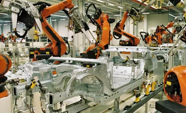 機械設備行業:工業機器人等高景氣度板塊