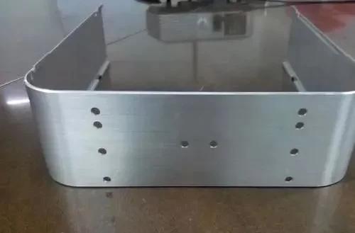 什么樣的鋁板可以折彎