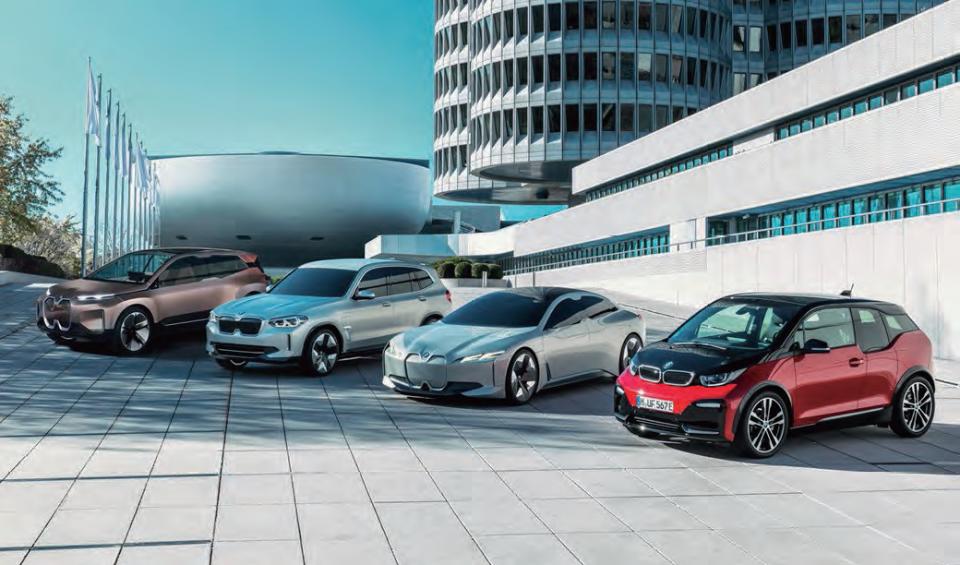 受益于政府補貼 德國品牌電動車在歐洲銷量超越特斯拉