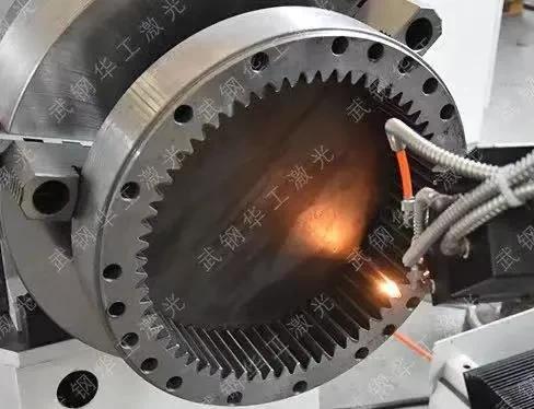 激光表面淬火——讓金屬表面熱處理盡在掌控