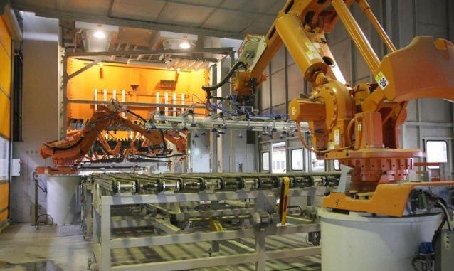 新型機器人沖壓自動化生產線:KBS,DDC,ATC分別是什么?
