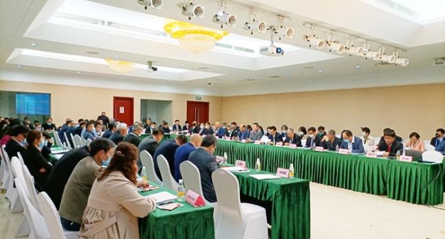 協會團體標準工作委員會(擴大)會議在京召開