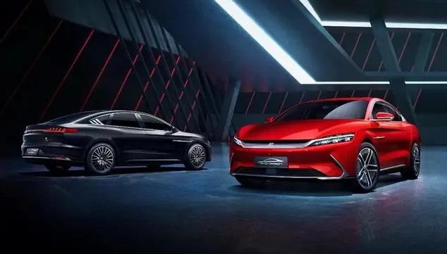 比亞迪為豐田代工生產電動汽車