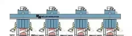 沖壓線自動化改造的方式方法