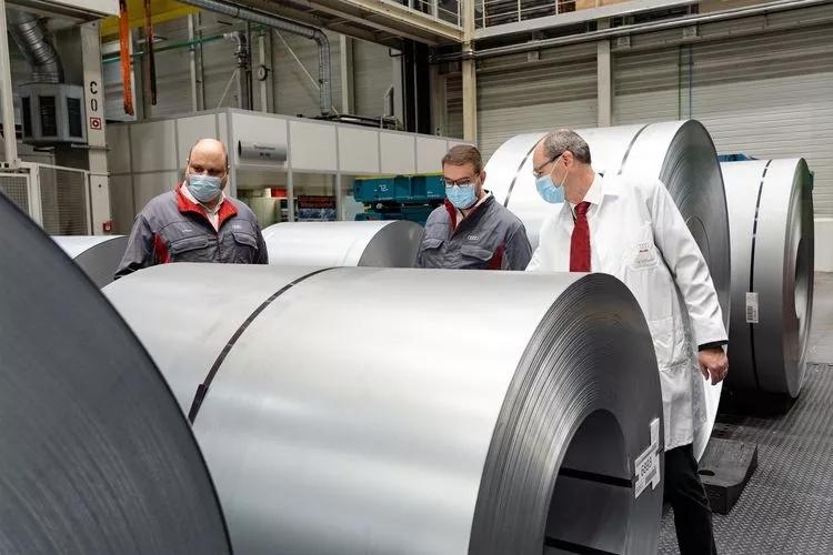 汽車廠如何對金屬板材進行防銹處理?來看看奧迪的方法
