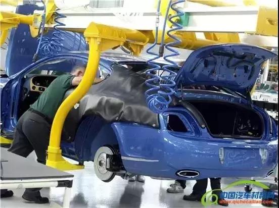 國內外汽車噴涂工藝最新先進技術一覽