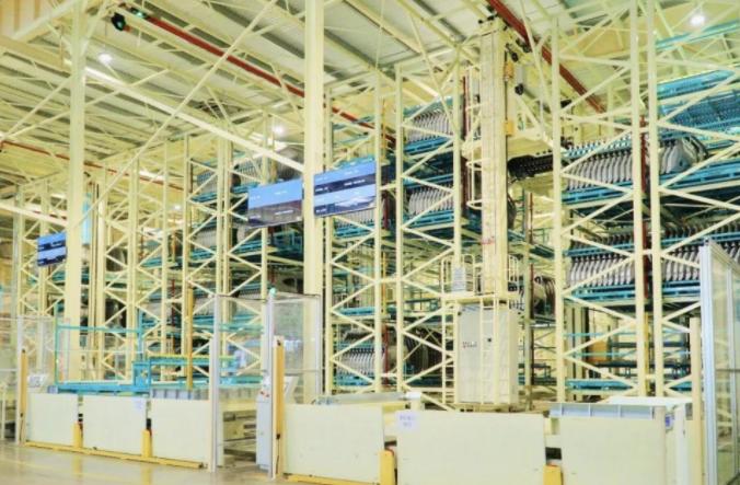 高效生產管理,投產新能源車型,廣汽豐田產能擴建一期項目投產