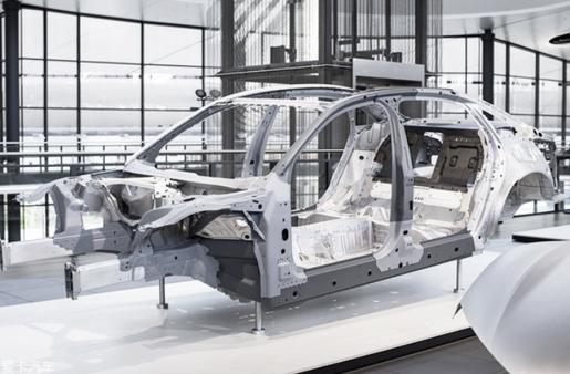 從奧迪A8看待輕量化車身連接技術