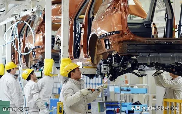 中國7月規模以上工業增加值增6.4%