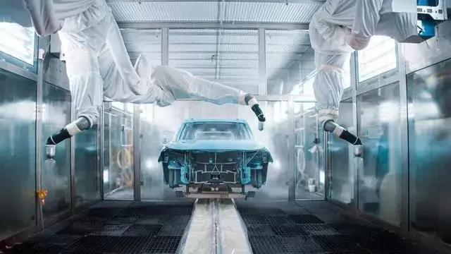 五大車間全揭秘,近看嵐圖世界級4.0數字工廠