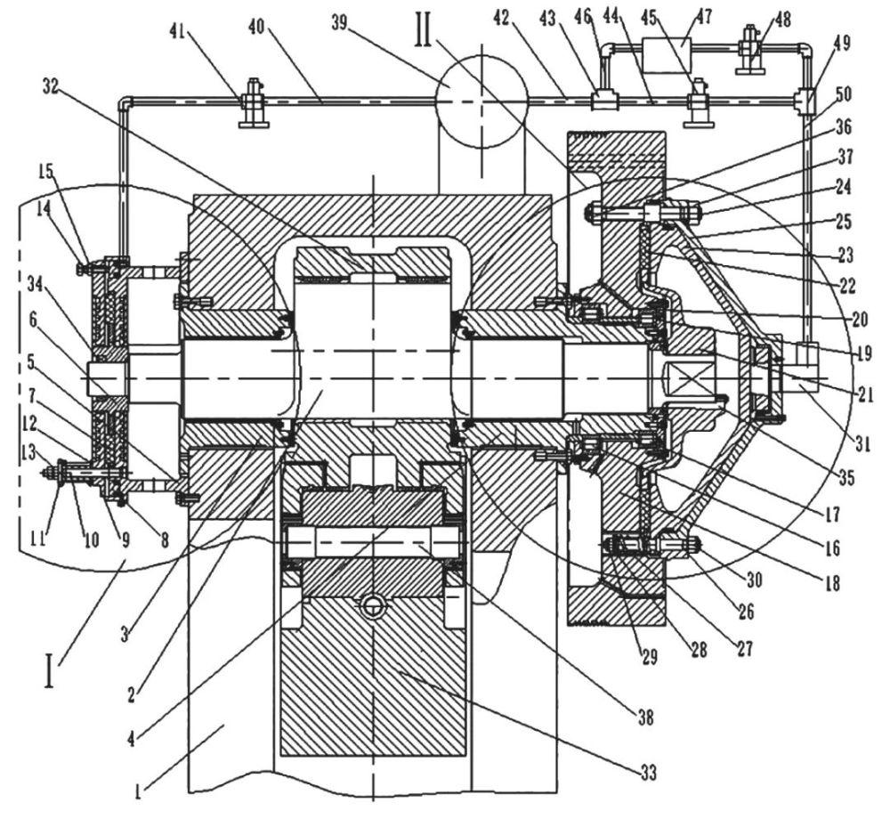 談電動螺旋壓力機在熱模鍛中的應用