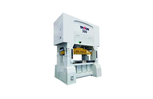 J76 Series Straight Side High-Speed Two-point Precision Press Line