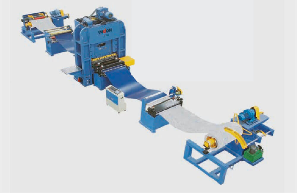 J31G Series Straight Side High-Speed One-Point Press Line