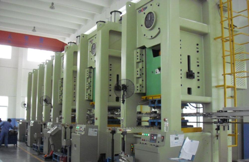 YS1/YS1Z閉式單點壓力機