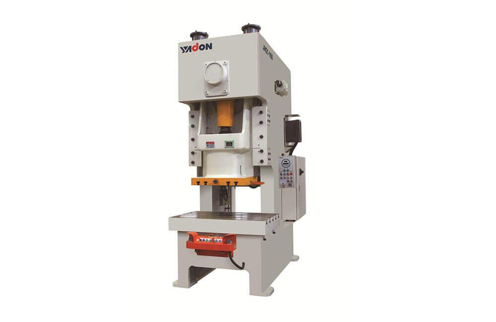 JHF開式熱成形壓力機