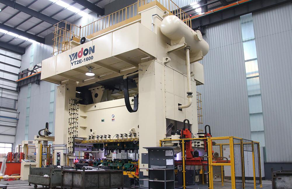 YT2E/YT4E/YT4L多工位壓力機