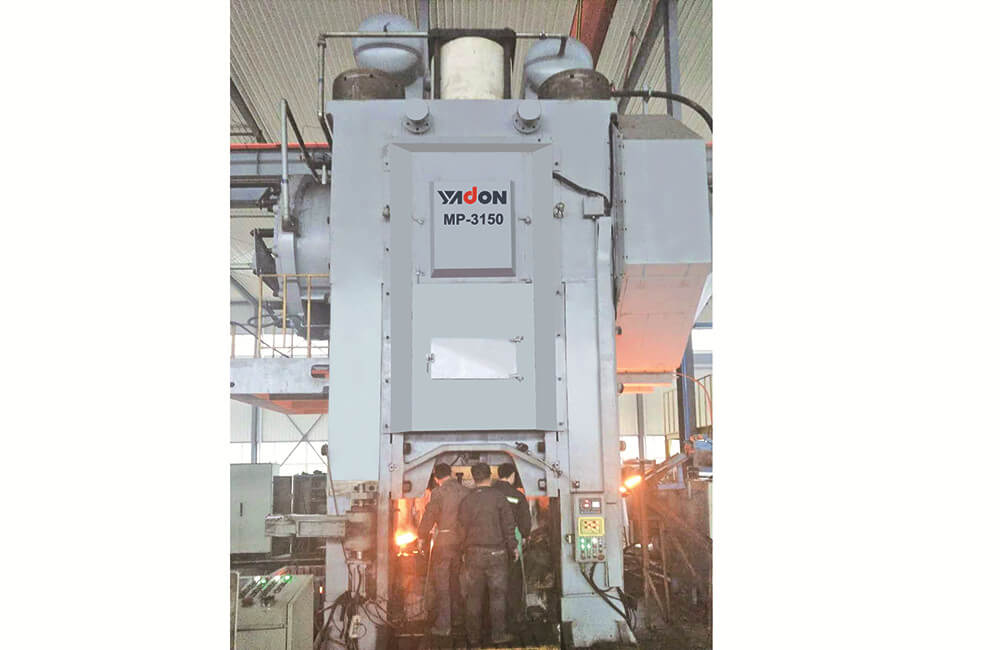MP Series Hot Forging Press