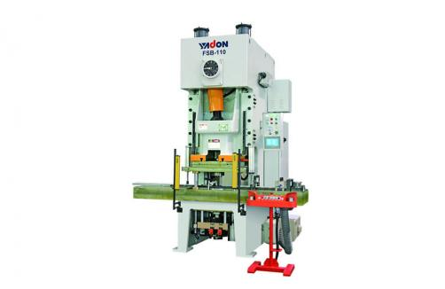 FSB Series  Power Metallurgy Sizing Machine