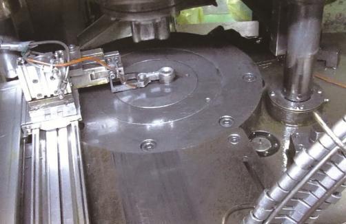 FSB粉末冶金制品精整機