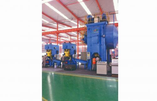 MGP高速精密熱模鍛壓力機