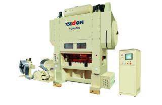 YDH閉式雙點高速精密沖壓線