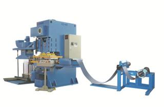 JL21 Series C-type Frame High-Speed  Press