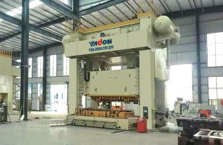 YS4/YS4L閉式四點(多連桿)壓力機