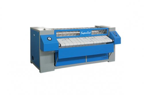 Steam-heating Flatwork Ironer