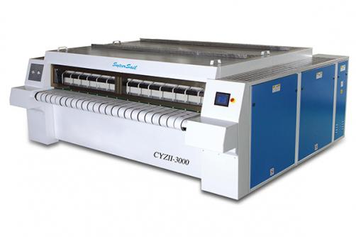 Chest Type Flatwork Ironer