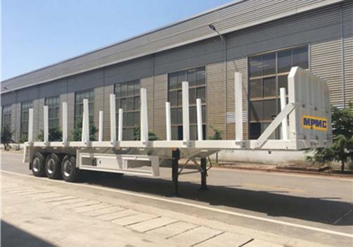 3-Axles 50t Multipurpose Flatbed Trailer