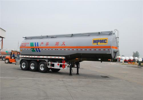 Chemical Tank Trailer