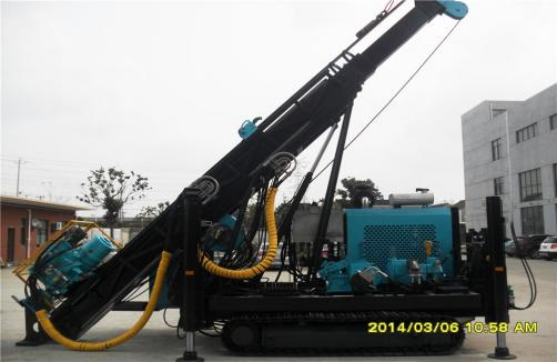 Full Hydraulic Drilling Rig