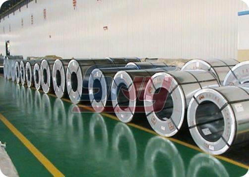 321 stainless steel strip roll