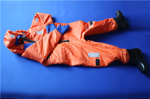 YLIS-I Type Thermal Insulation Buoyant Immersion Suits