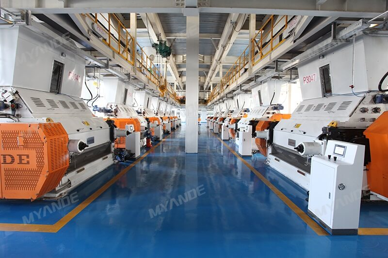 5,000TPD Soybean Crushing Line