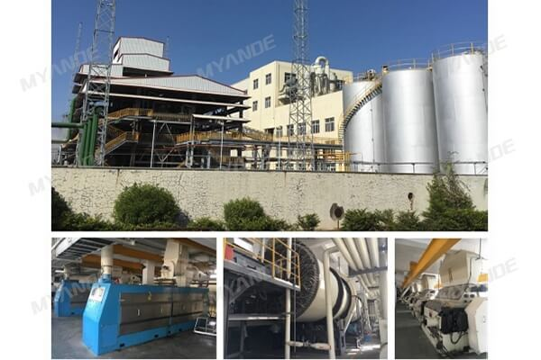 Completion of One 1,500TPD Rapeseed Crushing Project