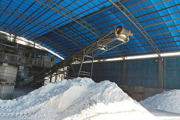 8T/H Sodium Sulfate MVR Evaporation and Freezing Crystallization