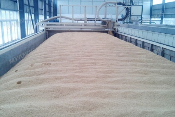 Soybean Meal Fermentation & Drying Technology and Equipment