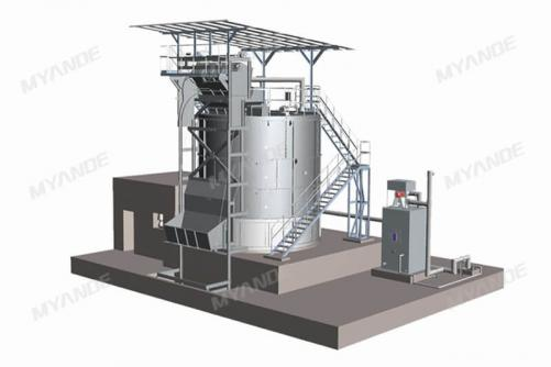 Organic Fertilizer Fermentation Tower