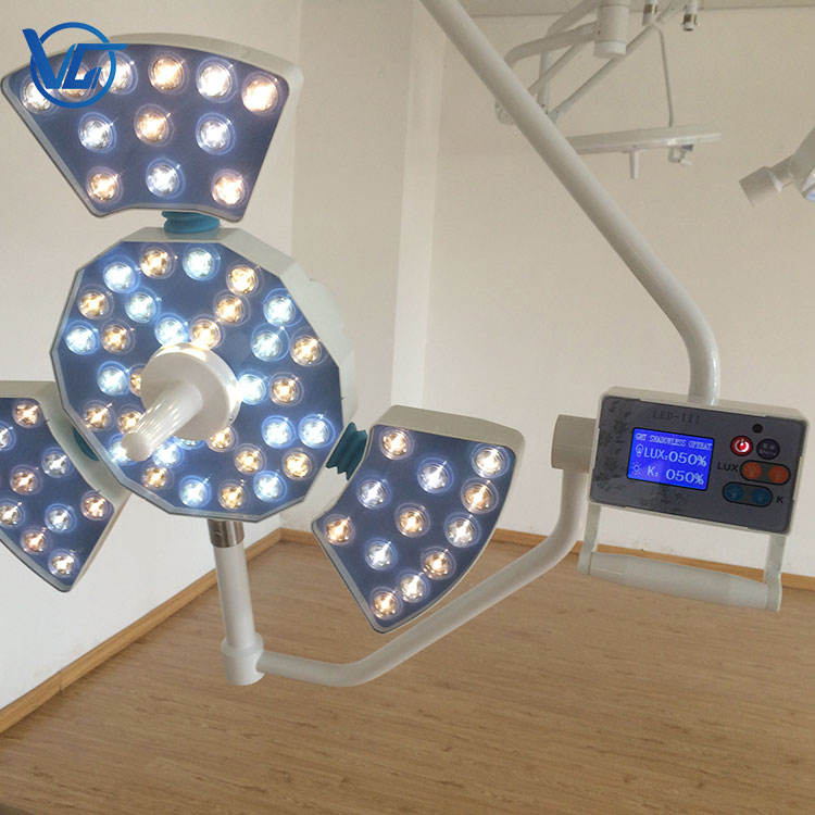LED Surgical Lamp(120000+120000LUX)