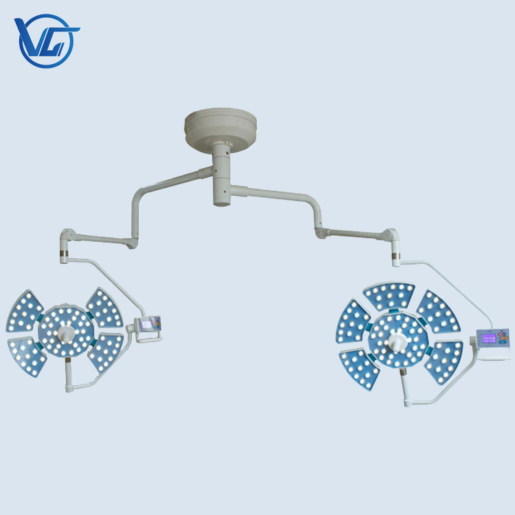 LED Surgical Light(140000+160000LUX-2 Head)